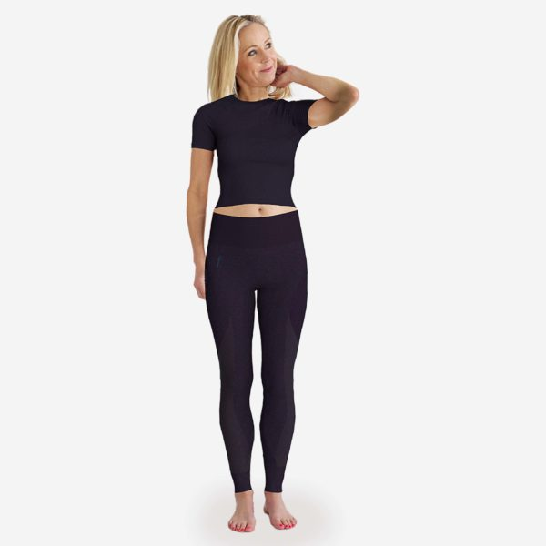 Metail feat.FASHION Loungewear Athleisure Charcoal